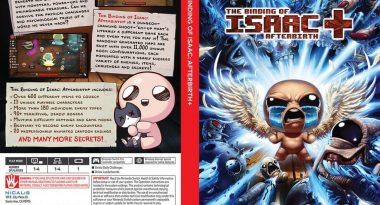 The Binding of Isaac: Afterbirth+ Gets Reprint With New Box Art