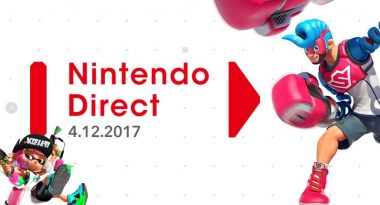 Nintendo Direct Set for April 12, Will Focus on Arms and Splatoon 2