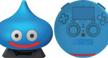 Dragon Quest XI Official Slime DualShock 4 Announced