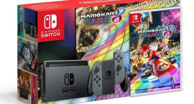 Rumor: Mario Kart 8 Nintendo Switch Bundle Coming