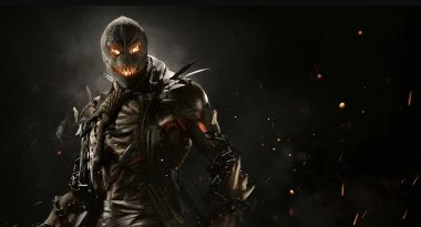 New Injustice 2 Trailer Introduces Scarecrow