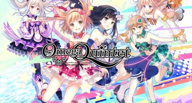 Musical JRPG Omega Quintet Heads to PC via Steam This Year