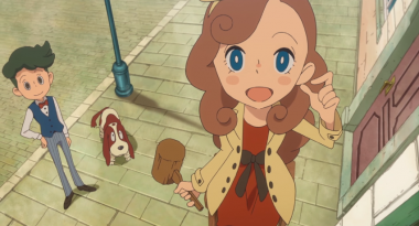 E3 2017 Exclusive Roundtable Interview for Lady Layton