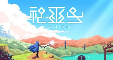 "Indie Japanese Action Game for Nintendo Switch ""Kamiko"" Heads West April 27"