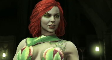 New Injustice 2 Trailer Introduces Poison Ivy