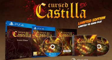 Cursed Castilla EX Gets Limited Physical Release via Play-Asia
