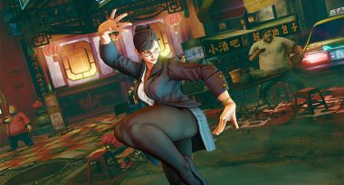 """Work Costume"" DLC Heading to Street Fighter V on April 25"