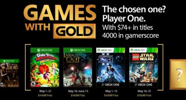 Games With Gold for May 2017 Include Giana Sisters, Star Wars: The Force Unleashed II, More