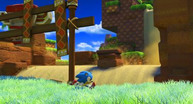 First Classic Sonic Gameplay from Sonic Forces