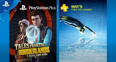 May 2017 PlayStation Plus Includes Abzu, Tales from the Borderlands, More
