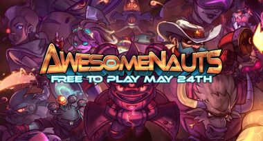 2D MOBA Awesomenauts Goes Free-to-Play May 24