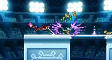 Super Smash Bros-like Fighter Brawlhalla Heads to PS4 Summer 2017