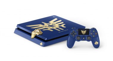 Limited Edition Dragon Quest XI PlayStation 4 Announced for Japan