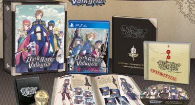 Limited Edition Announced for Military Waifu JRPG Dark Rose Valkyrie