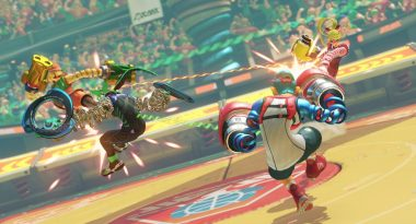 """Non-Motion Controls for """"Arms"""" Explained"""