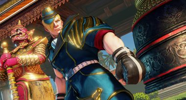 Ed Officially Confirmed for Street Fighter V
