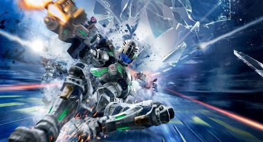 Vanquish Comes to PC May 25 with 4K Support
