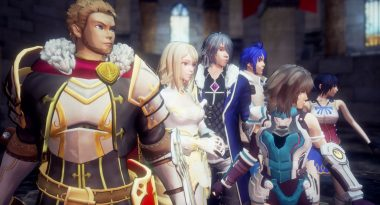 First Screenshots for AeternoBlade II Show Off New Art Direction