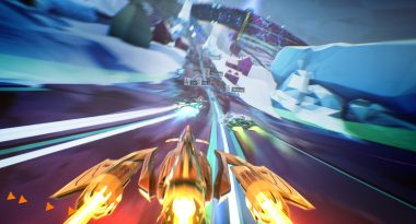Redout Races Towards Switch May 14