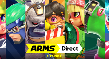 Arms-Focused Nintendo Direct Coming May 17