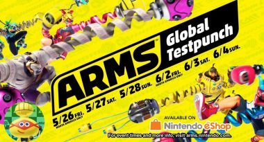 Arms Global Testpunch Announced, First Details