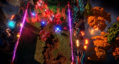 Nex Machine Launches June 20 for PC and PS4, Local Co-op Announced