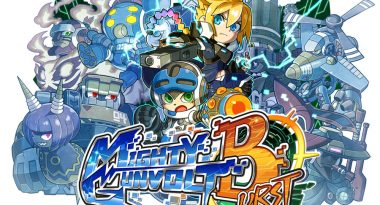 Mighty Gunvolt Burst Worldwide Release Dates Set for June 2017