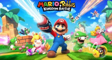 Mario + Rabbids Kingdom Battle Officially Announced for Switch