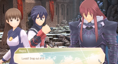 First English Dub Gameplay for Summon Night 6: Lost Borders