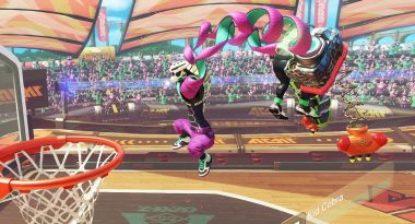 Second Arms Global Testpunch Brings New Hoops Mode, More