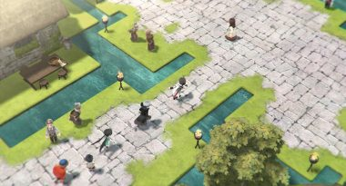New Launch Trailer for Square Enix Throwback JRPG, Lost Sphear
