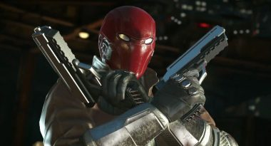 New Injustice 2 Trailer Introduces Red Hood
