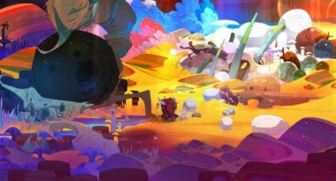 Supergiant Games' Party-Based RPG, Pyre, Launches July 25