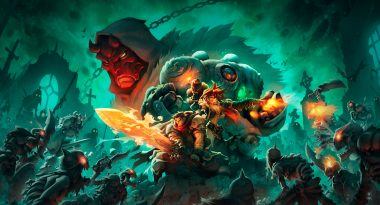 E3 2017 Exclusive Gameplay and Interview for Battle Chasers: Nightwar