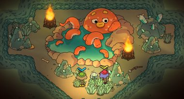 Devolver Digital Reveals Action RPG The Swords of Ditto for PC and PS4