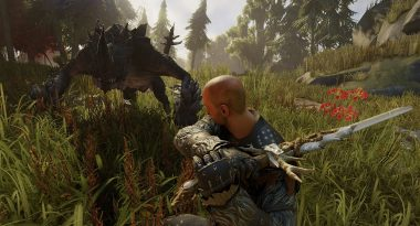 New Gameplay Trailer for Sci-fi Action RPG, Elex