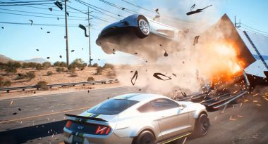 Need For Speed Payback E3 2017 Gameplay Trailer