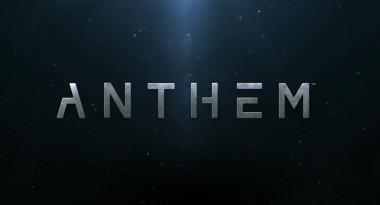 Bioware Announces New IP Anthem for PC, PS4, and Xbox One