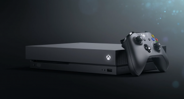 Xbox One X Officially Announced, Launches November 7