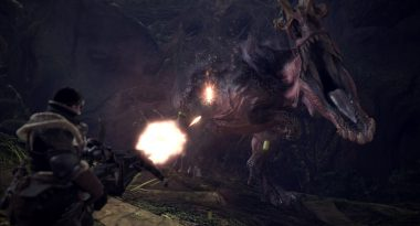 New Monster Hunter World Gameplay Shows Off Signal Flare, Weapons, More