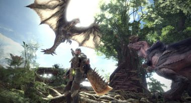 Monster Hunter World Playable in Public First at Tokyo Game Show 2017