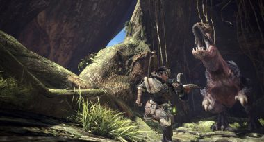New Monster Hunter World Gameplay Shows Off 20 Minutes of Combat, the Base, More