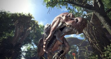 Monster Hunter World to Release Within FY 2017