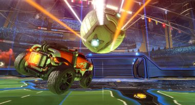 Rocket League Announced for Nintendo Switch