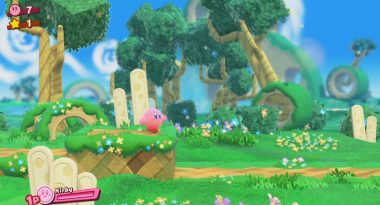 New Kirby Game Announced for Switch in 2018