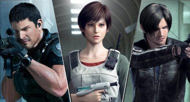 E3 2017 Resident Evil: Vendetta Cast Interview