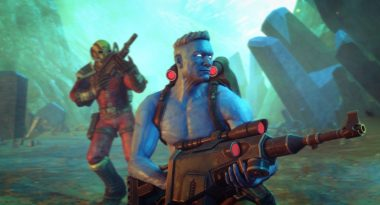 E3 2017 Exclusive Hands-On Gameplay for Rogue Trooper Redux