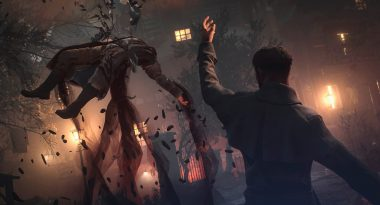 E3 2017 Gameplay for Vampyr