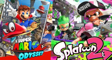 E3 2017 Exclusive Hands-On Gameplay for Super Mario Odyssey and Splatoon 2