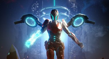 Matterfall, Housemarque's Take on Mega Man, is Finally Launching August 15